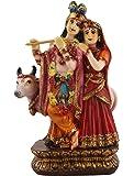 SUNNY CORPS™ Radha Krishna Gift Statue Idol Showpiece Sculpture Murti LxHxW(cm) = 6.5x13x5