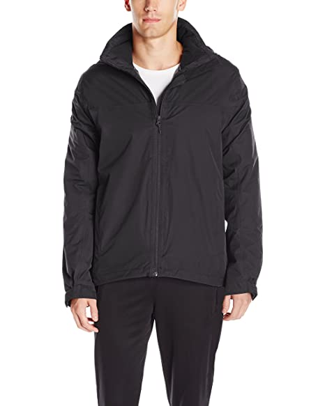 adidas Outdoor Mens Wandertag Insulated Jacket, Black