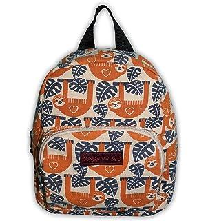992ed0d21014 Bungalow 360 Kids Mini Backpack (Sloth)