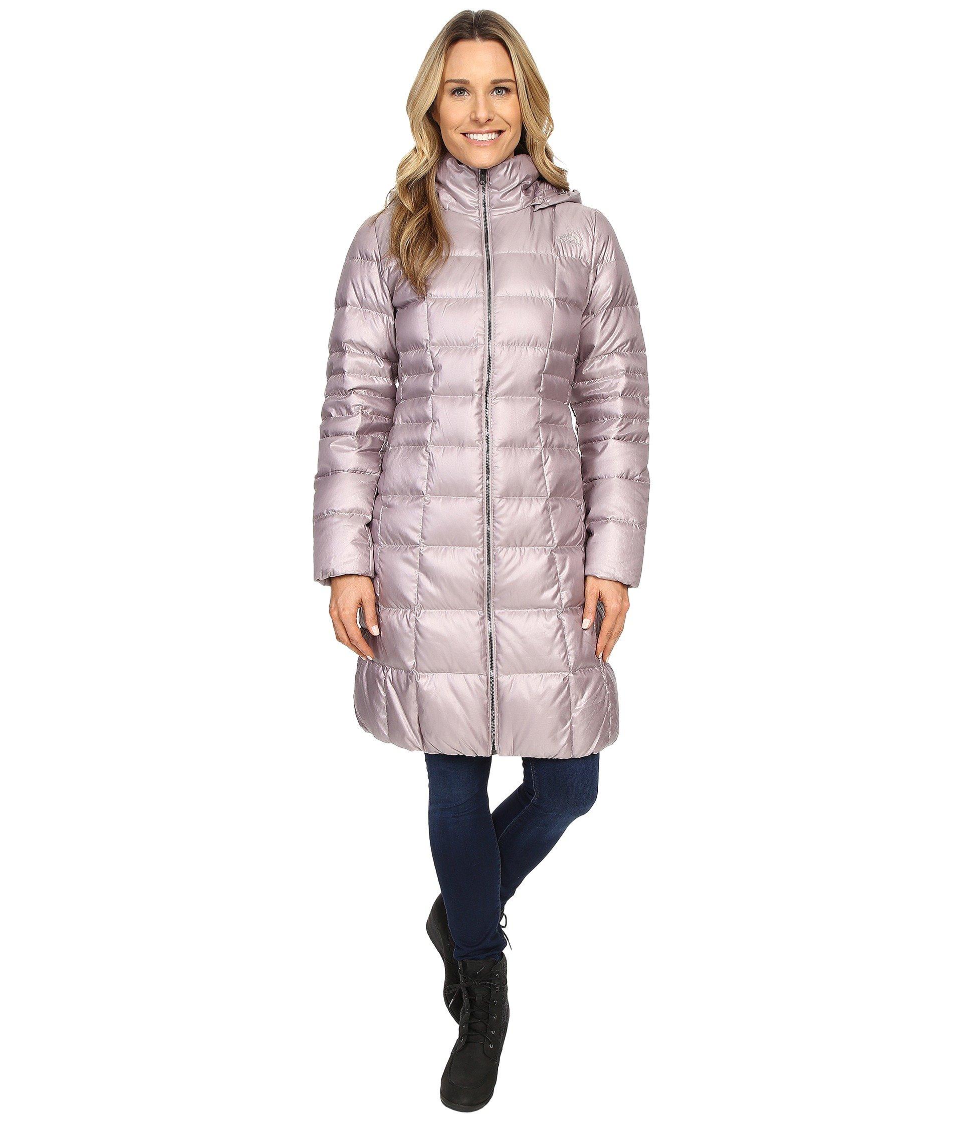 The North Face Metropolis Parka 2 Jacket - Women's (Large, Quail Grey)