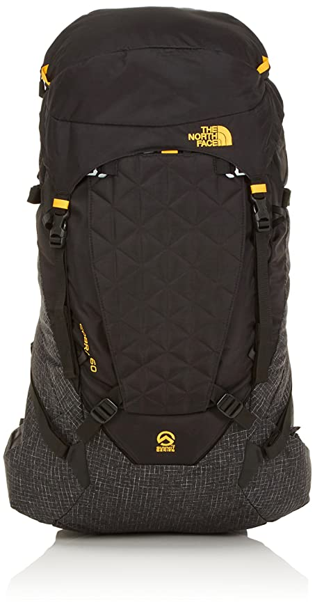 e91364e16 Amazon.com : The North Face COBRA 60 Backpack TNF BLACK/SUMMIT GOLD ...