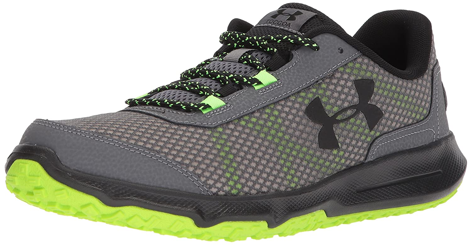Under Armour Men's Toccoa Running Shoe B01N2L84TF 16 M US|Gray