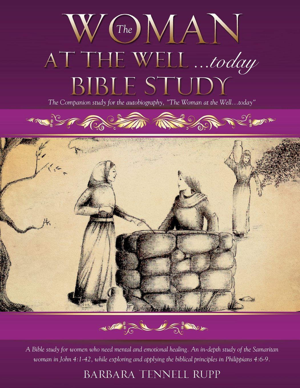 The samaritan woman at the well bible study