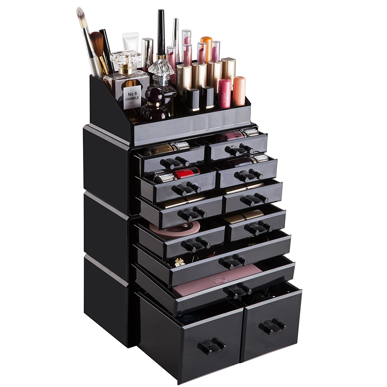 best makeup organizer countertop 2018