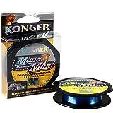Konger Angelschnur Steelon Method Feeder Fluorocarbon Coated Monofile Spule 150m 0,18-0,30mm Feederschnur Feeder Methode TOP!