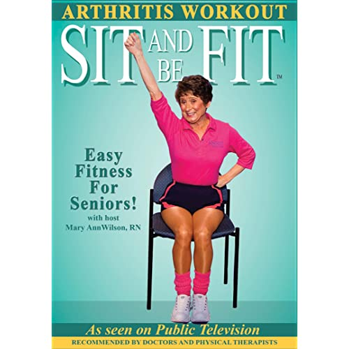 Mary Morris Chair Aerobics: Strength Training For Seniors: Amazon.com