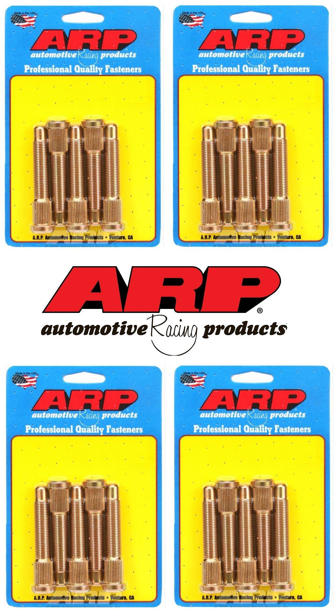 ARP Wheel Stud Kit For Speedway Drum Brake Axle (Set of 20)