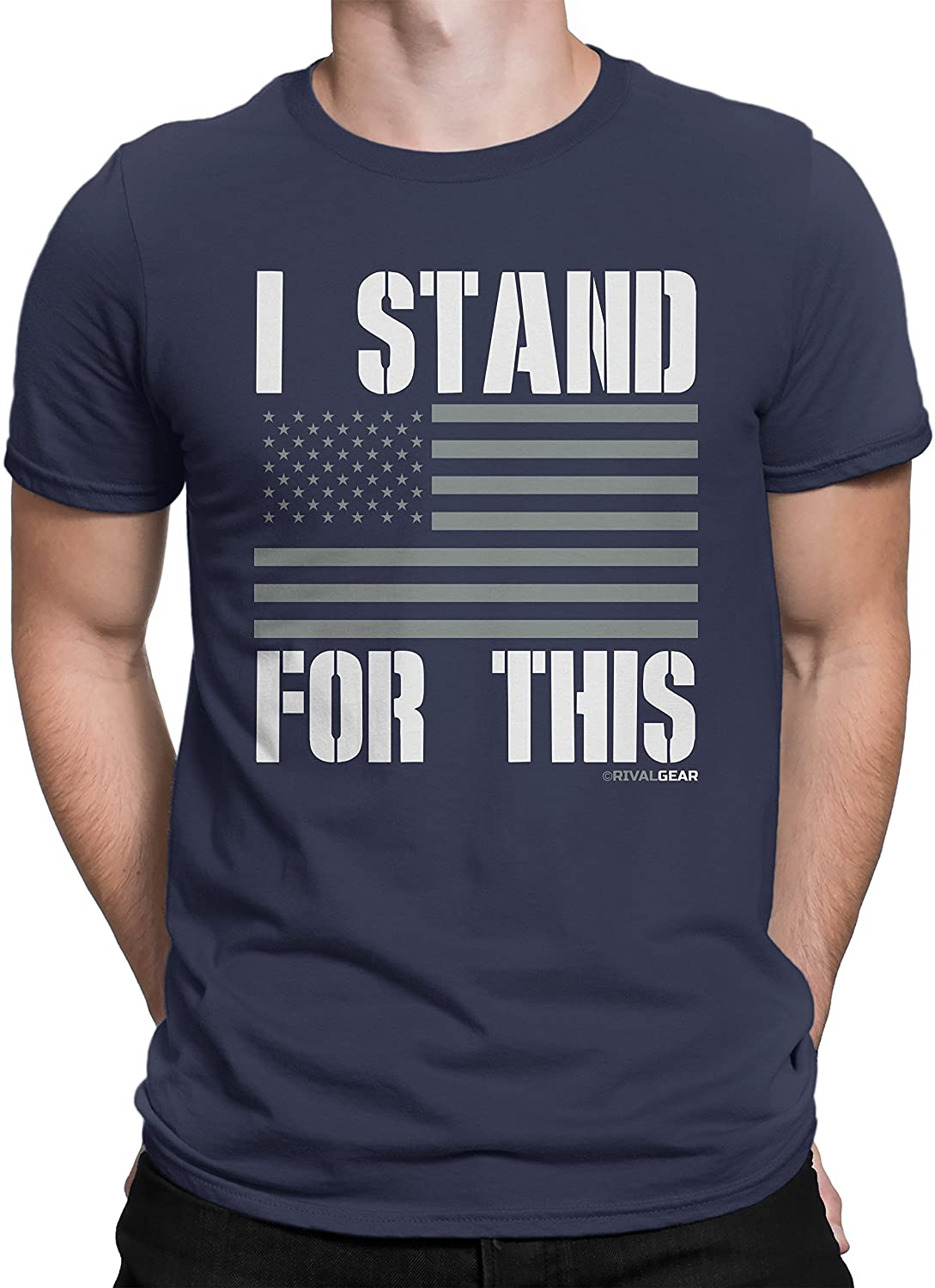 Rival Gear Dallas Football Fan T-Shirt, I Stand for This
