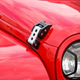 JeCar Jeep Hood Latch Stainless Steel Hood Lock