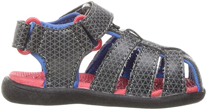 See Kai Run Boys' Cyrus Water Shoe, Black, 7 M US Toddler: Amazon.ca: Shoes  & Handbags