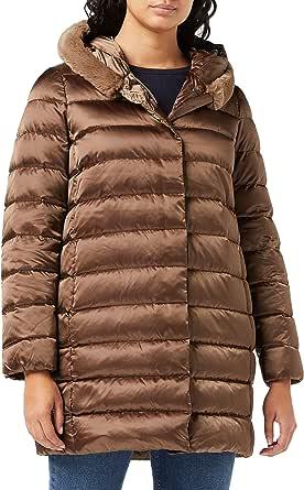 Geox W Chloo Long Coat Parka para Mujer