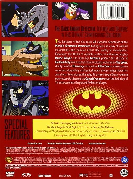 Amazon.com: Batman: The Animated Series, Volume One (DC ...
