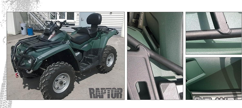 Upol Raptor Schwarz Pick Up Transportflächen Fahrzeug Beschichtung Schwarz 948ml Inkl Härter Auto