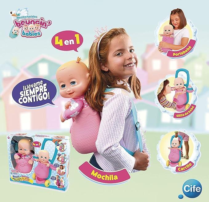 Bouncing Babies- Recién Nacidos - Nos Vamos de Paseo, Multicolor (Cife Spain 41646)