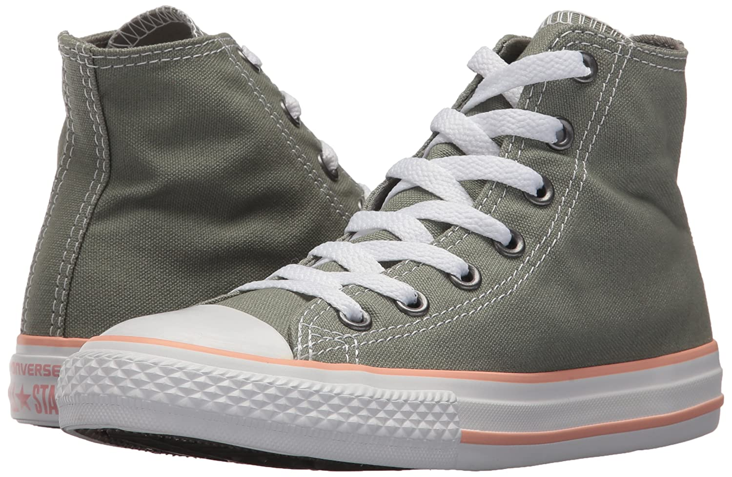 f8f8832b9567 Converse Kids Chuck Taylor All Star Hi Basketball Shoe  Amazon.co.uk  Shoes    Bags