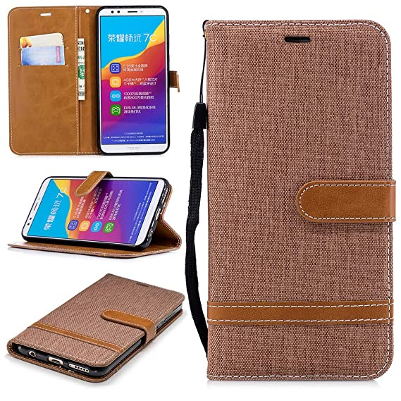 Cell Phones & Accessories Flip Cover For Honor Protection Smart Phone Case Card Pocket