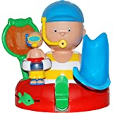 Caillou Bath Time with You Activity Set