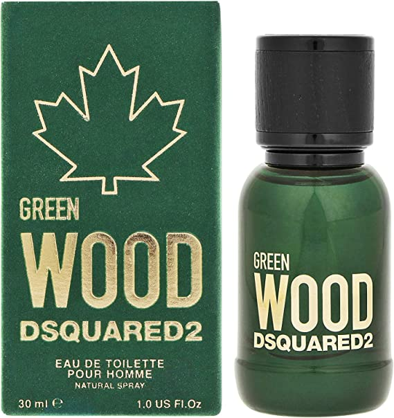 Dsquared2 Red Wood hommeman Eau de Toilette, 100ml