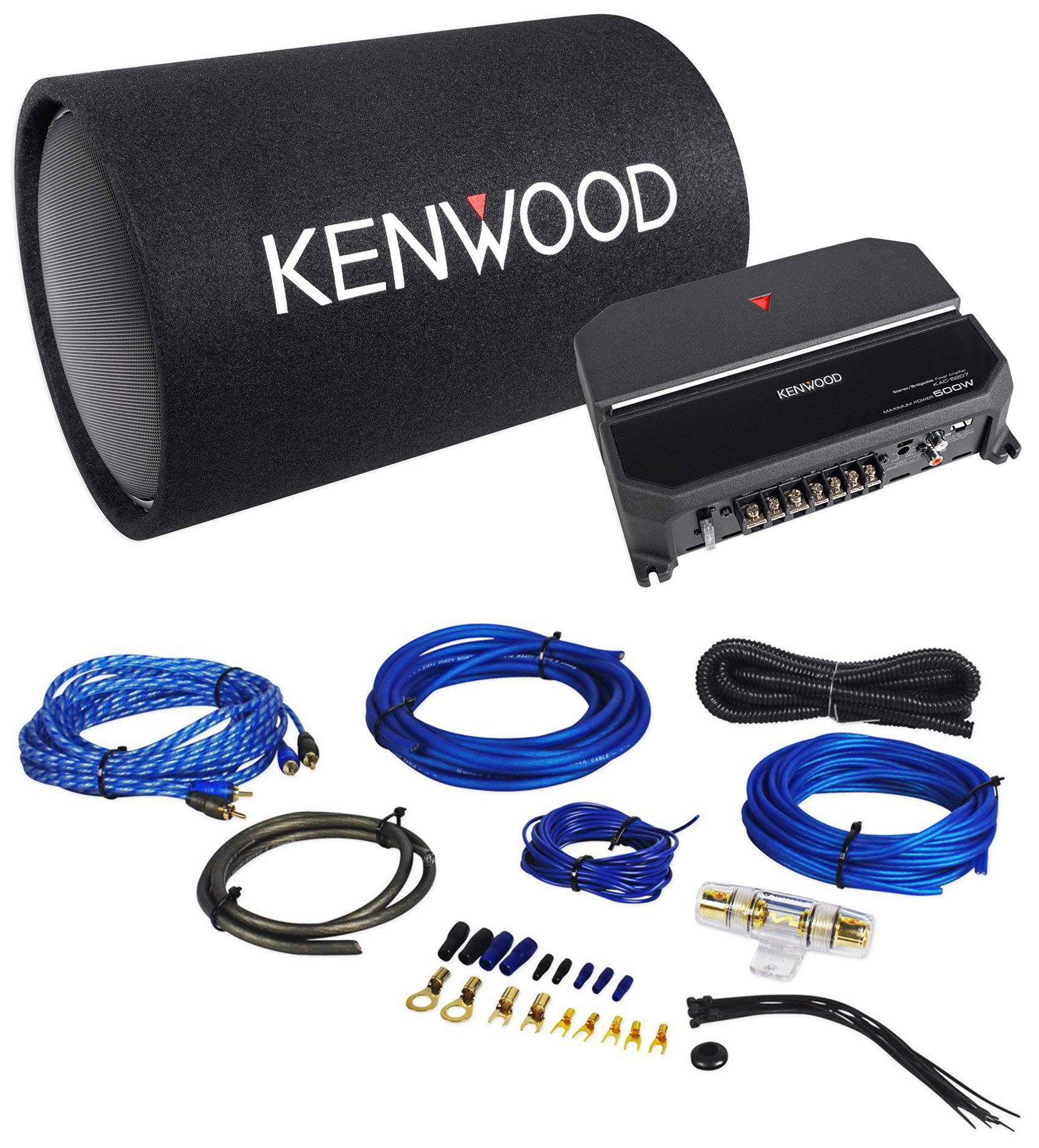 Wiring Kit For Subs And Amp