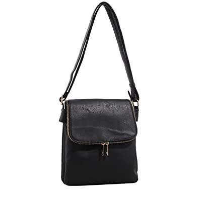 Concealed Carry Purse - Cheyanne Crossbody by Emperia Outfitters (Black) f8fdcf13a9818