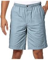 Windham Pointe Elastic Waist Mens Cargo Shorts