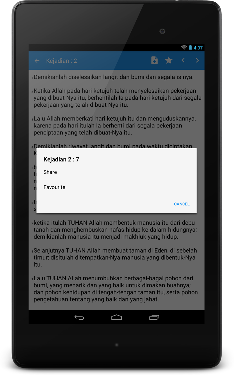com alkitab n bible appstore for android