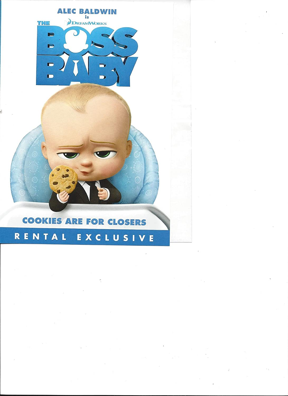Amazon Com Dvd The Boss Baby Movies Tv
