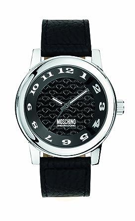 amazon com moschino mens analog casual quartz watch nwt mw0262 moschino mens analog casual quartz watch nwt mw0262