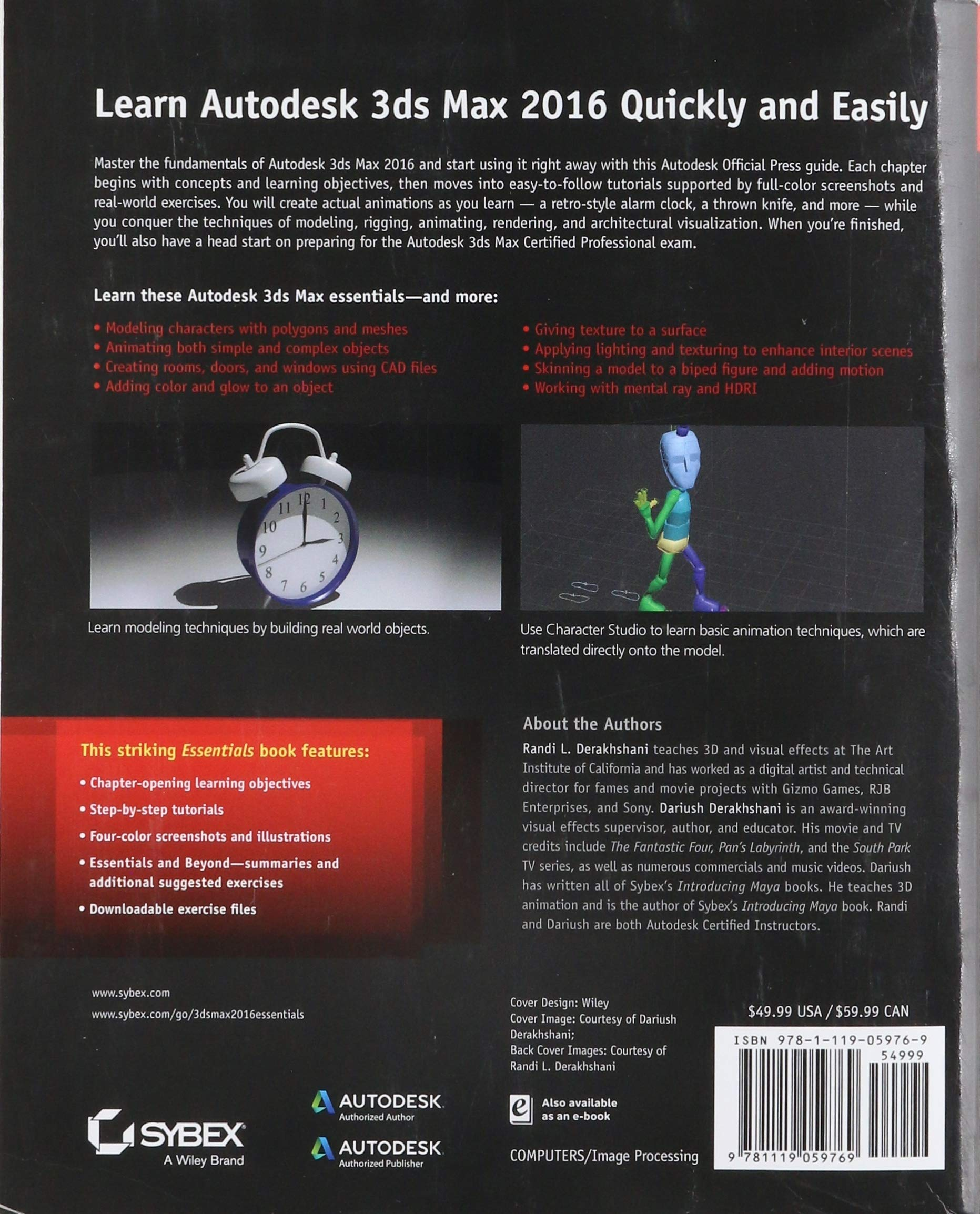 Buy Autodesk 3ds Max 2016 Essentials Book Online at Low Prices in