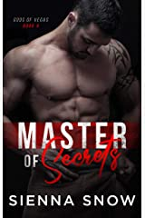 Master of Secrets (Gods of Vegas Book 4) Kindle Edition