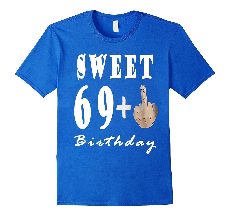 70th birthday T shirt-Awarplus