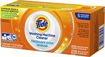 Tide Washing Machine Cleaner 5-Count