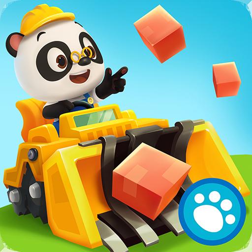 Dr. Panda Trucks - Builder Truck