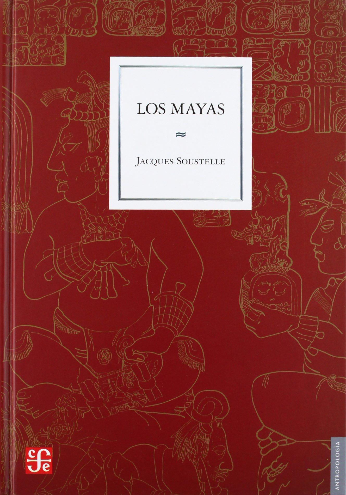 Libro: Los mayas