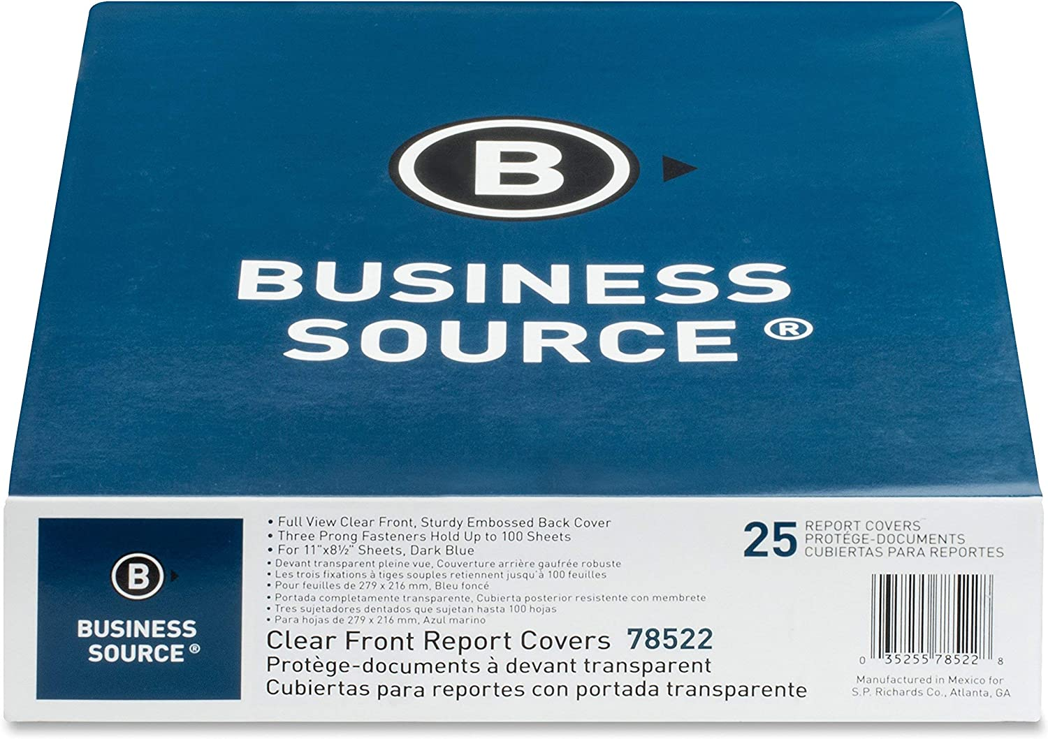 Business Source Clear Front Report Covers Renewed