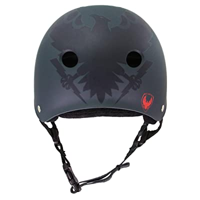 Triple Eight Sweatsaver Liner Skateboarding Helmet, Get Used To It, Small : Sports & Outdoors