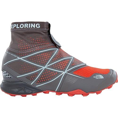 The North Face M Ultra MT Winter, Zapatillas de Senderismo para Hombre, Gris (Drk Gull Gry/Valencia Org), 47 EU: Amazon.es: Zapatos y complementos