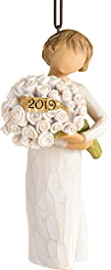 Willow Tree 2019 Ornament, Sculpted Hand-Painted Figure
