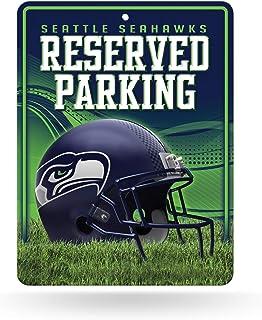 Générique NFL Métal de Parking Sign Seattle Seahawks Rico Industries Inc. PSM2902