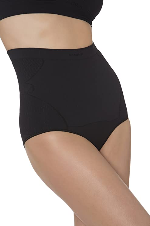 Womens High-Waisted Control and Thigh Slimmers Shapewear