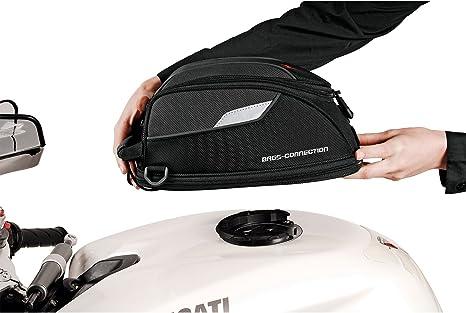 SW-Motech Quick Lock Pro Tankring ohne Schrauben f/ür BMW Modelle