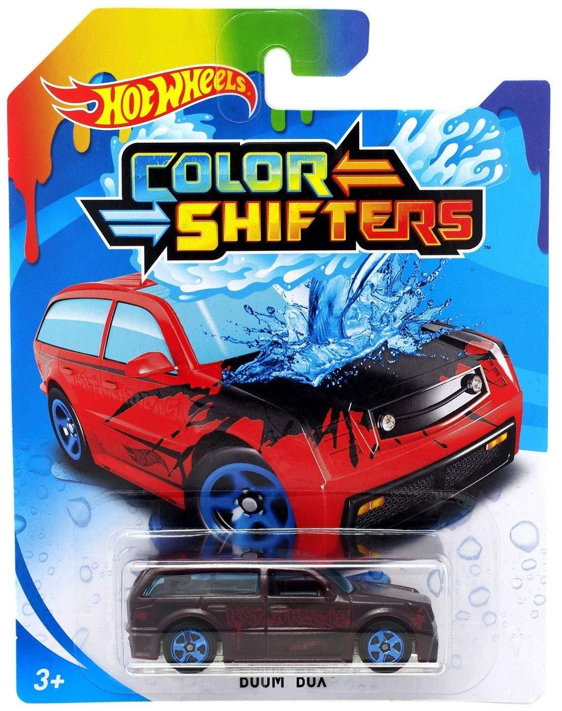 Hot Wheels Colour Shifters - Boom Box