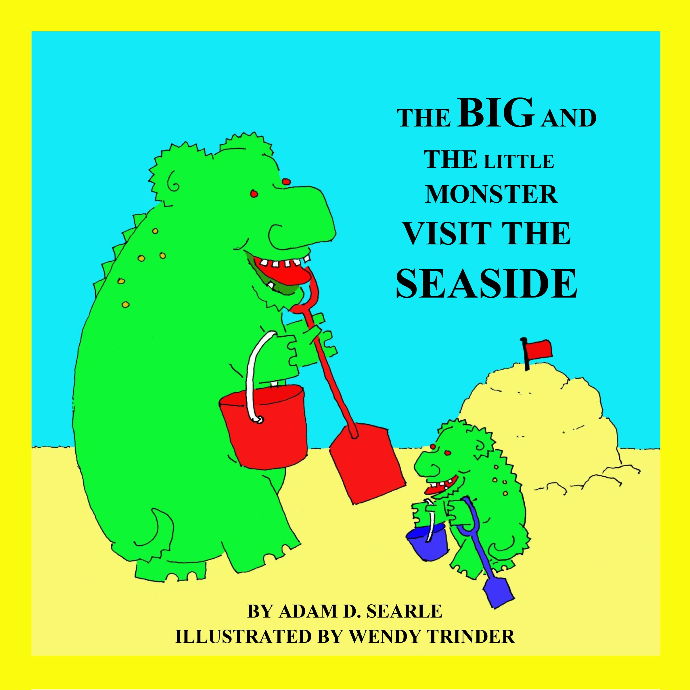 visit the seaside