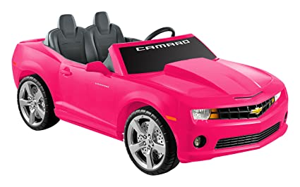4199d884729 Image Unavailable. Image not available for. Color  Kid Motorz Cheverolet  Racing Camaro 2 Seater