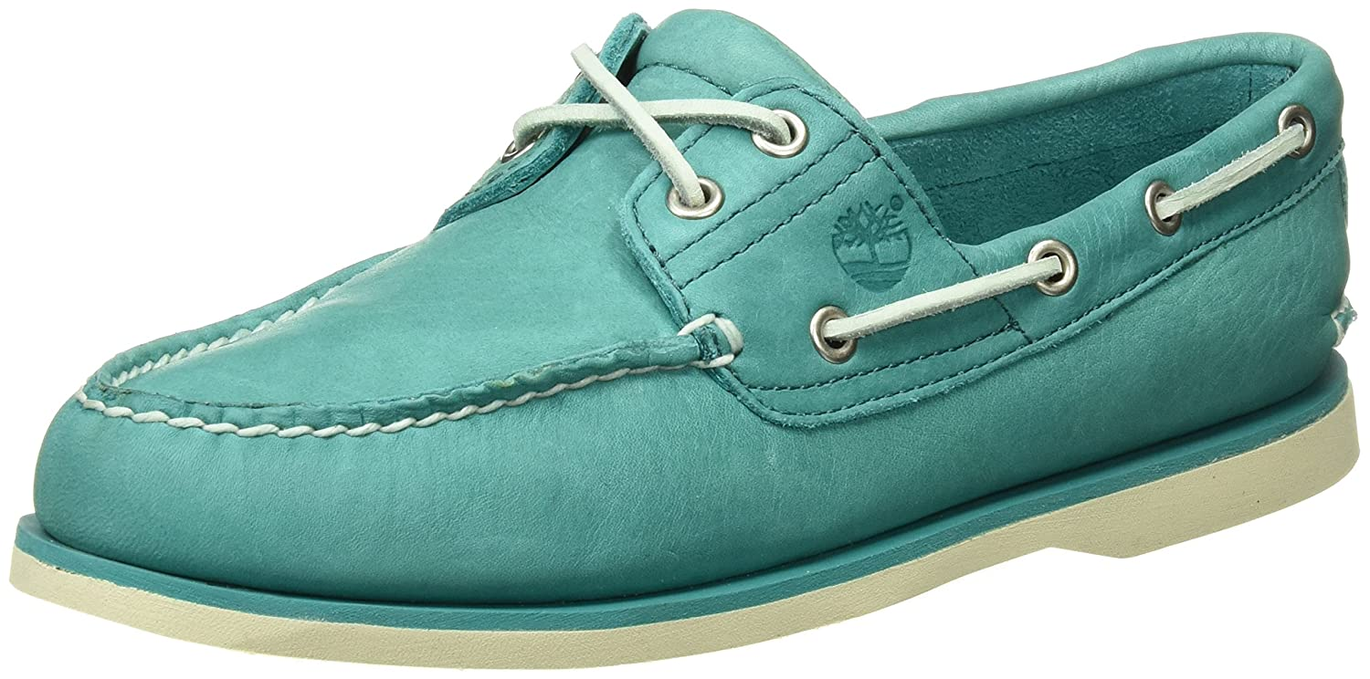 Timberland Classic Boat 2 Eyeteal Blue Escape, Náuticos para Hombre