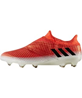 best loved 88adf 8349d adidas Men s Messi 16+ Pureagility Red Limit Fg Football Boots