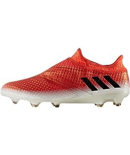 88d764860ac adidas Messi 16+ Pure Agility FG Football Boots - Blue White Solar ...