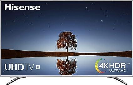 Oferta amazon: Hisense H65A6500, Smart TV VIDAA U, Diseño Metálico, Modo Deportes, 4K Ultra HD, HDR, Precision Color, Super Contraste, Remote, WIFI Ethernet USB, 65