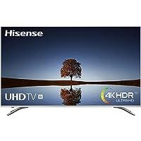 "Hisense H55A6500 - TV Hisense 55"" 4K Ultra HD, HDR, Precision Color, Super Contraste, Remote now, Smart TV VIDAA U, Diseño Metálico, Modo Deportes"