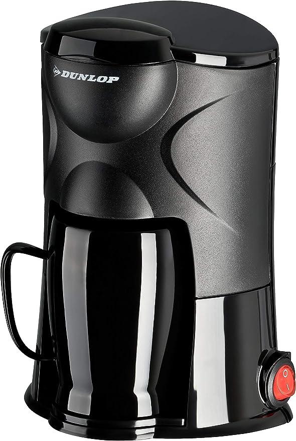 Dunlop - – 1 de Tazas de café eléctrica 170 W | Filtro Permanente ...